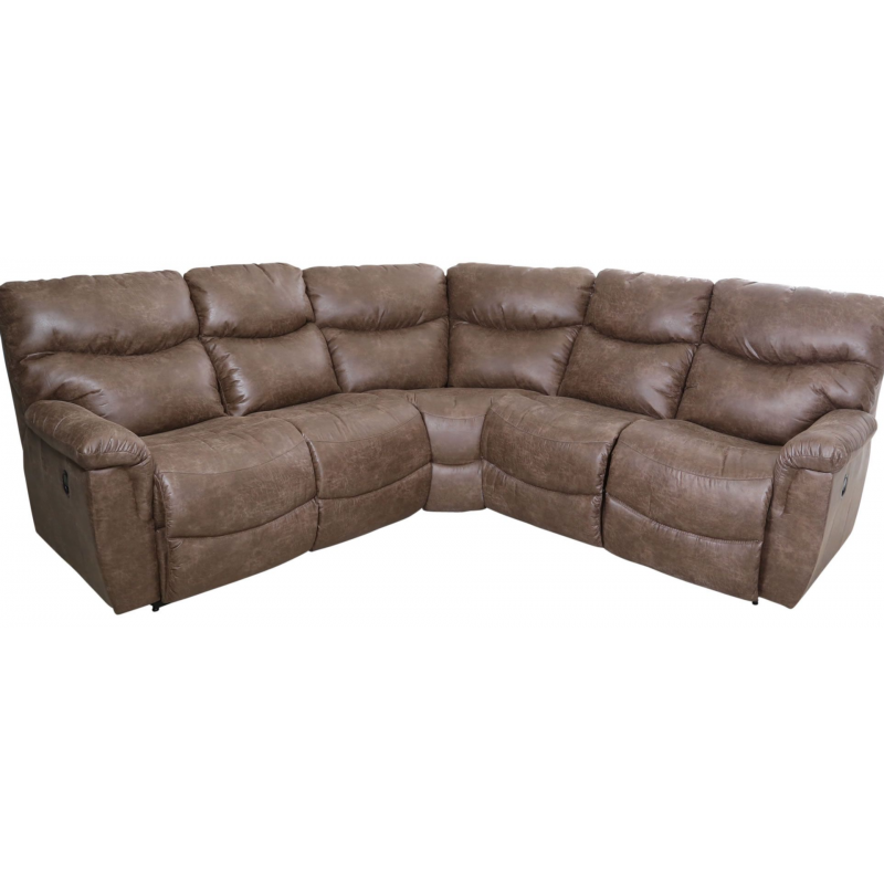 Remarkable James Reclining Sectional Heringhaus Furniture Gamerscity Chair Design For Home Gamerscityorg