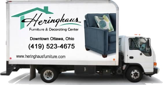 Heringhaus Furniture Delivery Truck