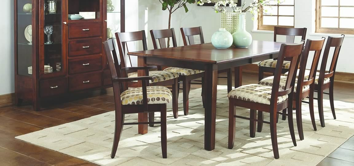 Solid Wood Dining Furniture from Palettes by Winesburg
