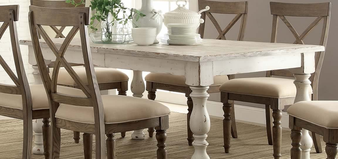 Beautiful Dining Furniture from America's best brands.