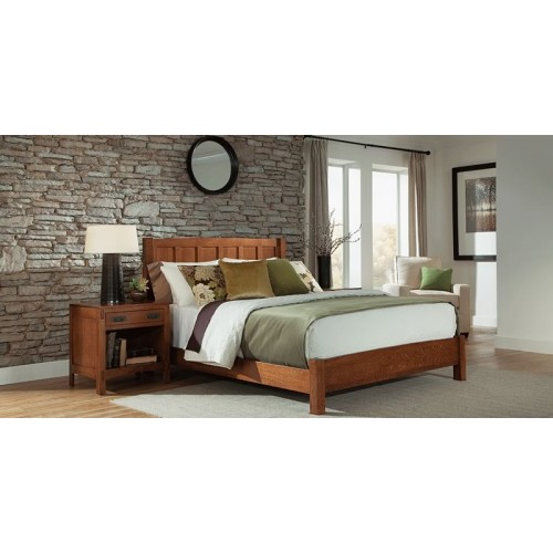 American Craftsman Bedroom Collection