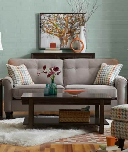 La-Z-Boy Stationary Sofas, Loveseats, Sectionals and Recliners